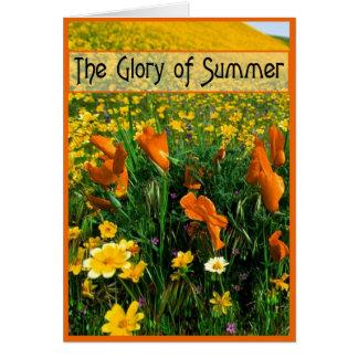 夏の栄光 カード