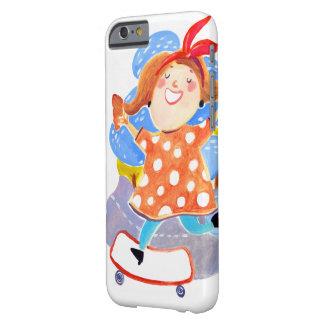 夏の気分に電話をかけて下さい BARELY THERE iPhone 6 ケース