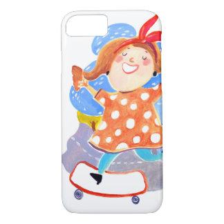 夏の気分に電話をかけて下さい iPhone 7ケース