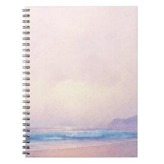 夏の海 ノートブック