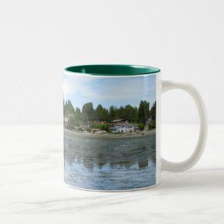 夏の潮 ツートーンマグカップ