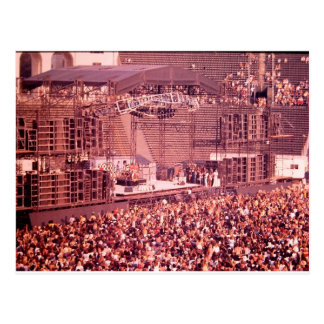 夏の破裂1980年 ポストカード