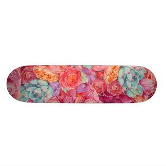 夏の花束 スケートボード