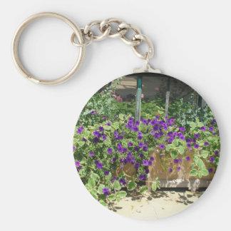 夏の花箱 キーホルダー
