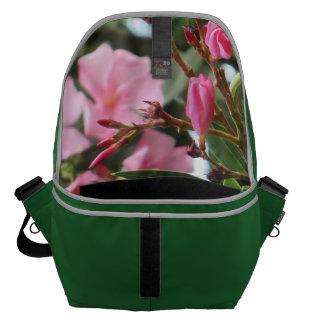 夏の花 メッセンジャーバッグ