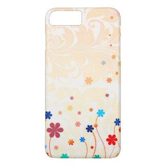 夏の花 iPhone 8 PLUS/7 PLUSケース