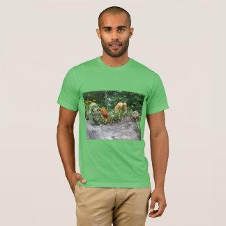 夏の草食動物のTシャツ Tシャツ