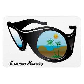 夏の記憶 マグネット