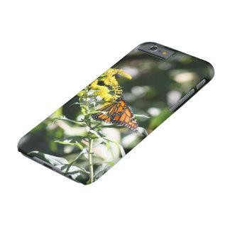 夏の(昆虫)オオカバマダラ、モナーク BARELY THERE iPhone 6 ケース
