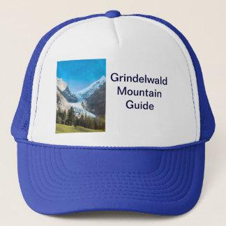 夏のGrindelwald山 キャップ
