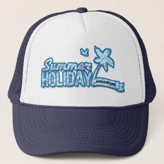 夏季休暇の冒険のトラック運転手の帽子 キャップ