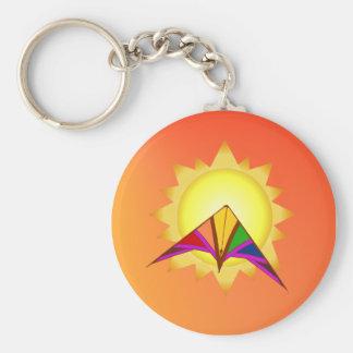 夏時間凧Keychain キーホルダー