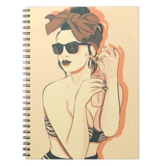 夏時間 ノートブック