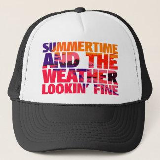 夏期の天候のLookinの罰金 キャップ