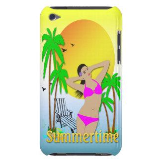 夏期-やっと女の子の穹窖There™ iPod Tou Case-Mate iPod Touch ケース