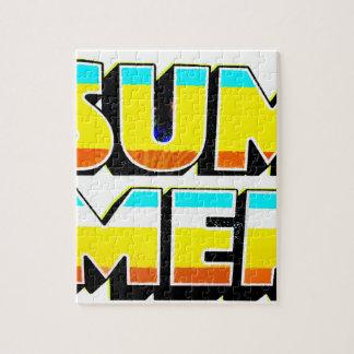 夏熱 ジグソーパズル