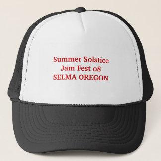 夏至の込み合いのFest 08 SELMAオレゴン キャップ
