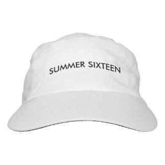 夏16の帽子 ヘッドスウェットハット