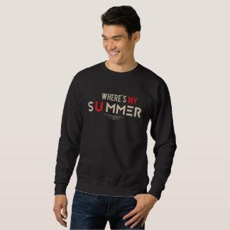 夏 スウェットシャツ