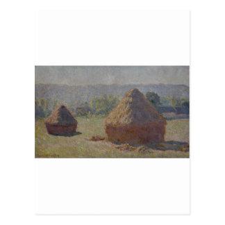 夏、M E (1890年)の終わりに三角波 ポストカード
