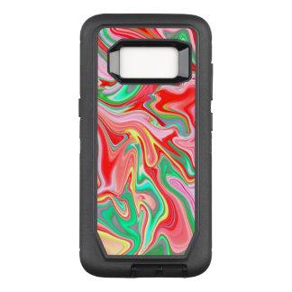 夏Abstract2 -銀河系の箱-オッターボックス オッターボックスディフェンダーSamsung Galaxy S8 ケース
