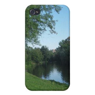 夏iPhone4の場合のベルリン iPhone 4/4S Cover