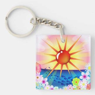 夏Keychain キーホルダー