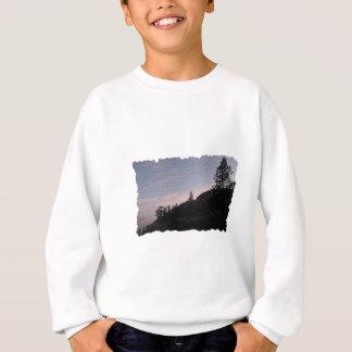 夕べのハイキング スウェットシャツ
