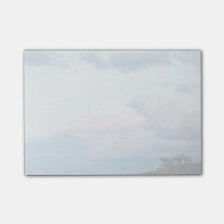 夕べの雲 ポストイット