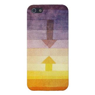 夕べのiPhone 5の場合のパウル・クレーの分離 iPhone 5 カバー