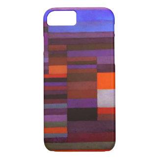 夕べのiPhone 7の場合のパウル・クレーの火 iPhone 7ケース