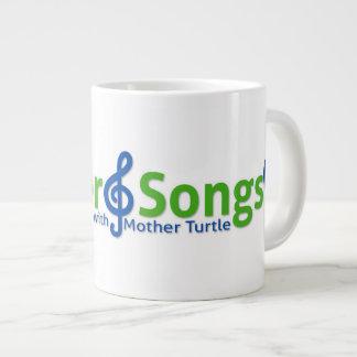 夕食および歌のマグ ジャンボコーヒーマグカップ