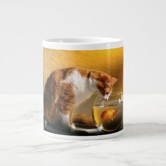 夕食のため何がですか。 ジャンボマグ ジャンボコーヒーマグカップ