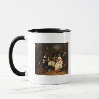 夕食のフランダース家族 マグカップ