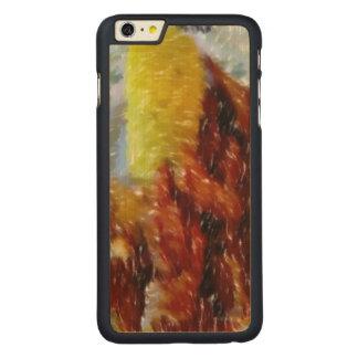 夕食の芸術 CarvedメープルiPhone 6 PLUS スリムケース
