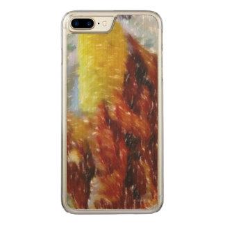 夕食の芸術 CARVED iPhone 8 PLUS/7 PLUS ケース