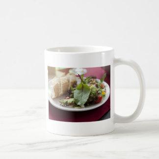 夕食サラダマグ コーヒーマグカップ