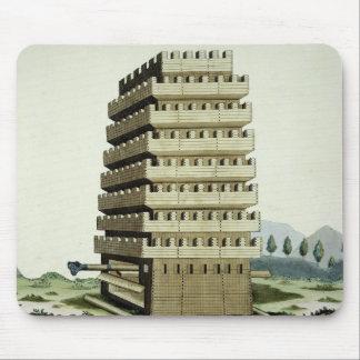 外のギャラリーおよびadditioの移動可能なタワー マウスパッド