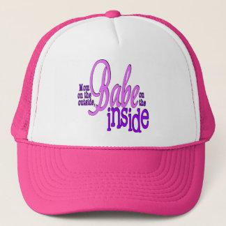 外側のお母さん-帽子 キャップ