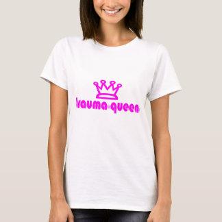 外傷の女王 Tシャツ