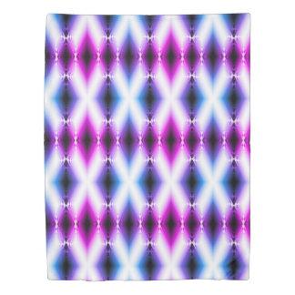 外国のビーム明るいピンクの紫色は未来を念力で移動します 掛け布団カバー