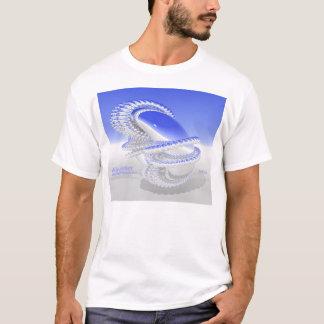 外国のマーカー(前部) Tシャツ