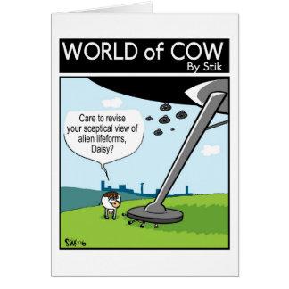 外国の侵入対牛 カード