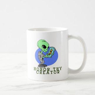 外国の創作者 コーヒーマグカップ
