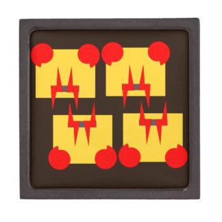 外国の吸血鬼牛磁気木のギフト用の箱 ギフトボックス