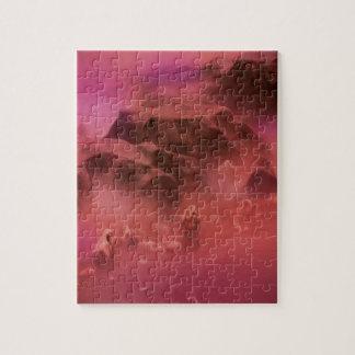 外国の惑星の景色 ジグソーパズル