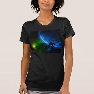 外国の惑星 Tシャツ