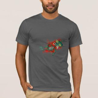 外国の死体解剖 Tシャツ