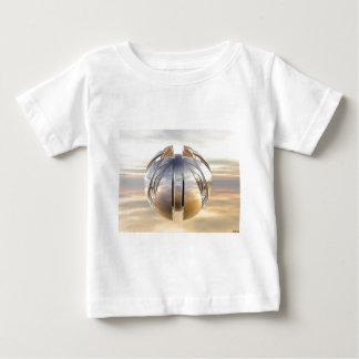 外国の球体 ベビーTシャツ