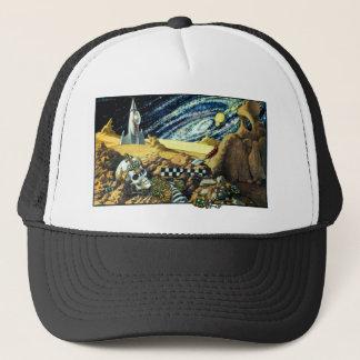 外国の考古学の帽子 キャップ